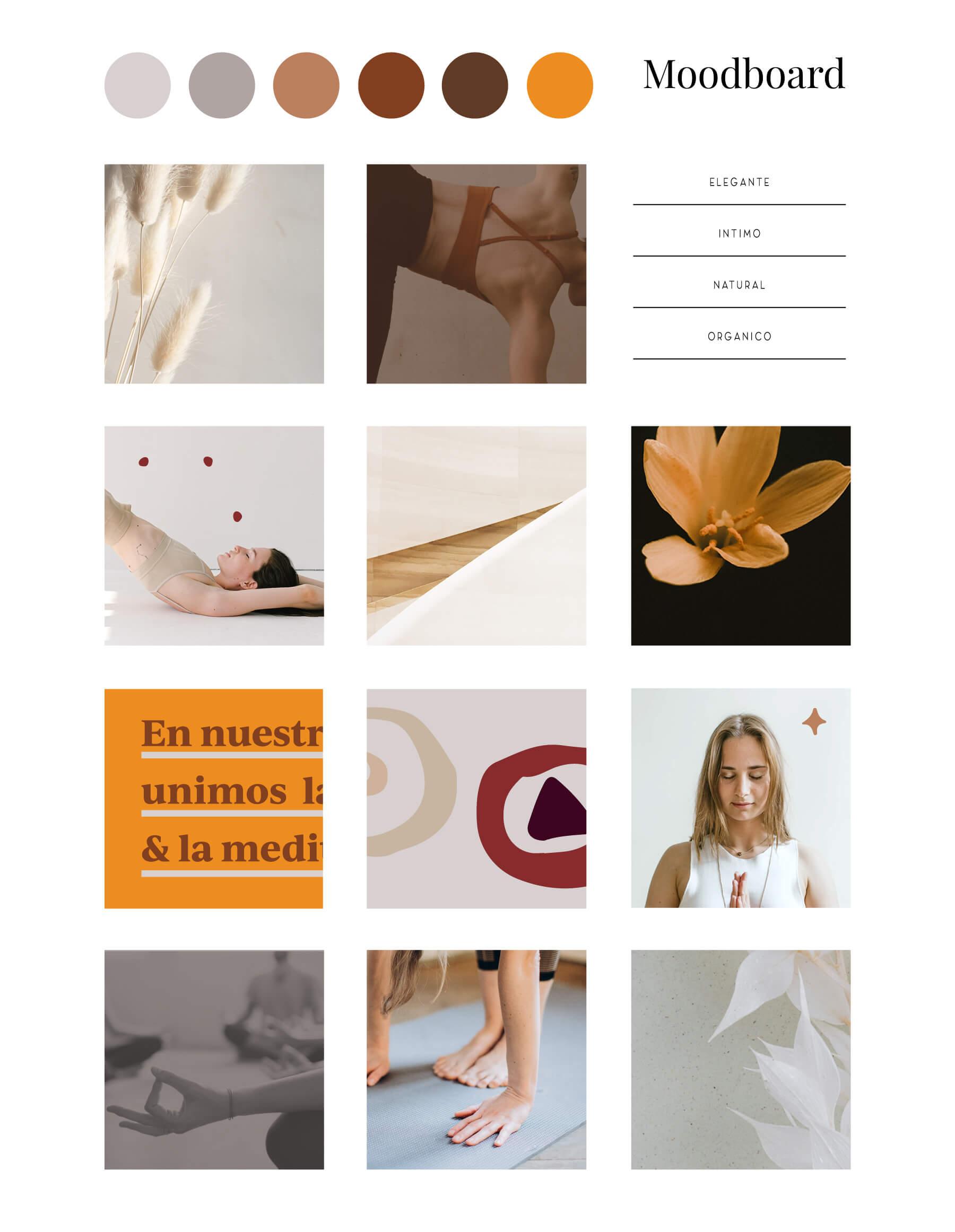 Moodboard Paula Vidal